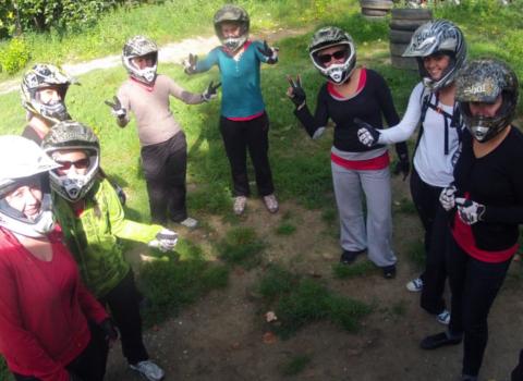randonnées en quad pour les groupes
