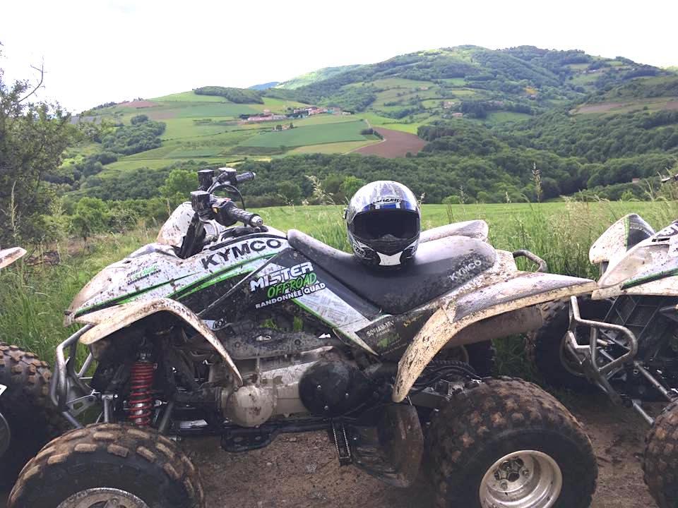 randonnées en quad 2018