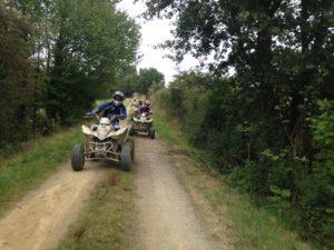 randonnées en quad Mister offroad
