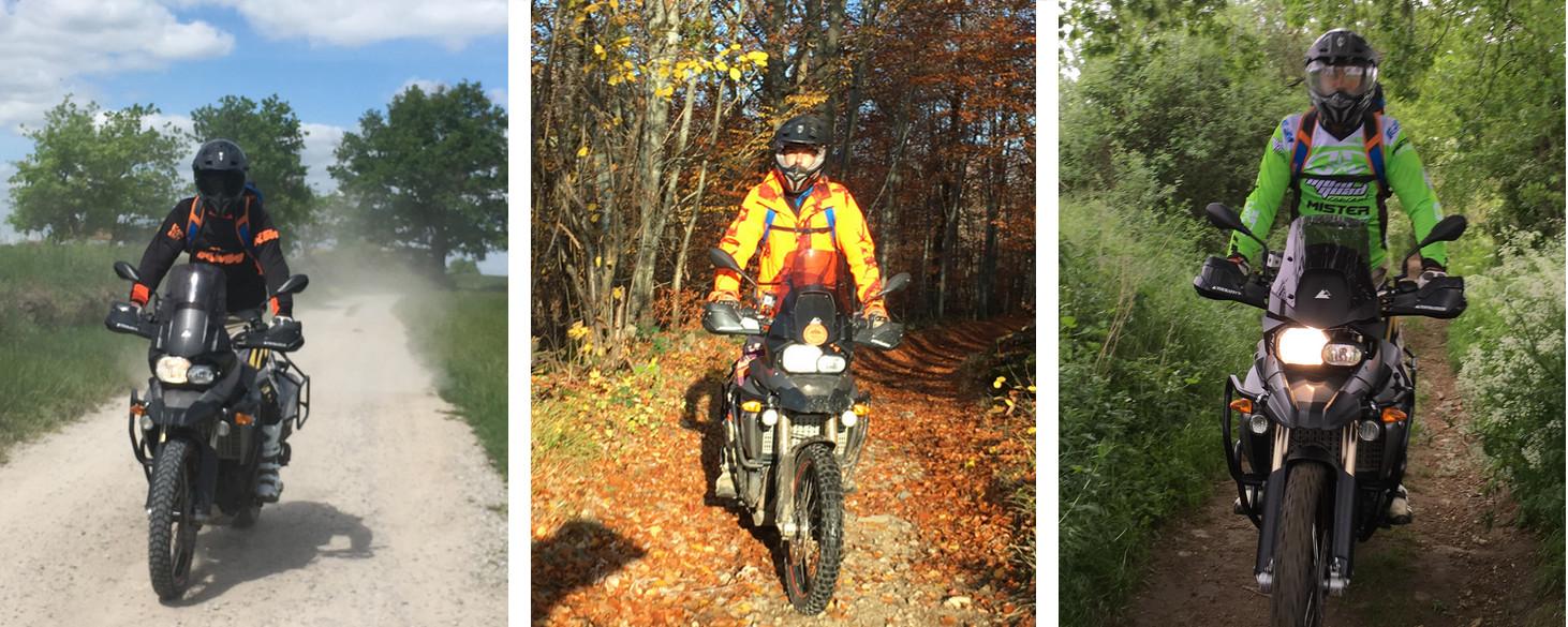 stage moto trail